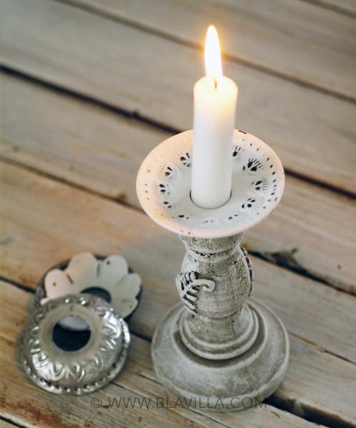 Yksilöllisiä_sisustustuotteita_kuvassa_mansetti_kynttilämansetti_Fern_betoni_kynttilänjalka_Blåvilla_Tuija_Poijärvi